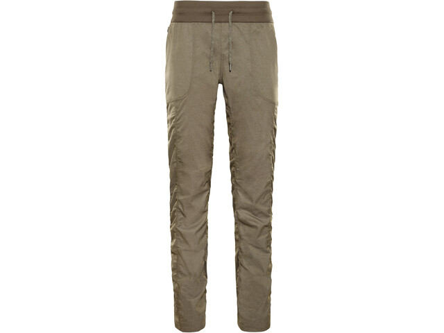 The North Face Aphrodite 2.0 Pants Dame new taupe green heather
